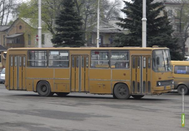 Тамбовчане пытаются усовершенствовать маршрут автобуса №60