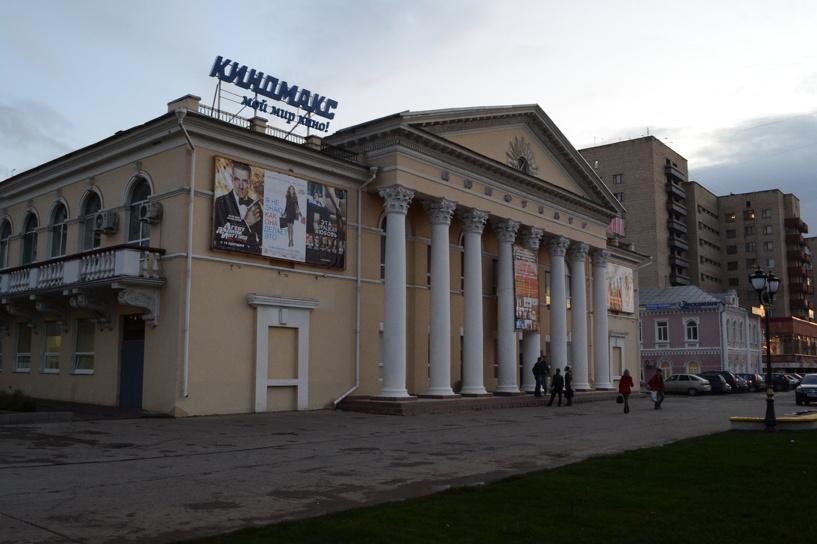 Кинотеатр «Родина» предстанет перед тамбовчанами в новом облике
