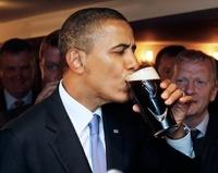 Обама варит в Белом доме два сорта эля
