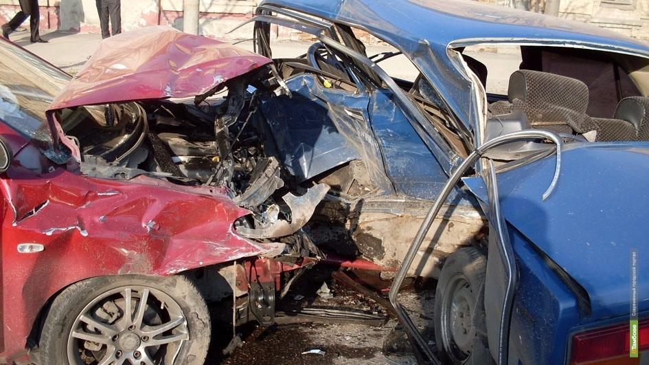 Водитель скончался в больнице на следующий день после аварии