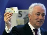 В Европе появилась новая 5-евровая купюра