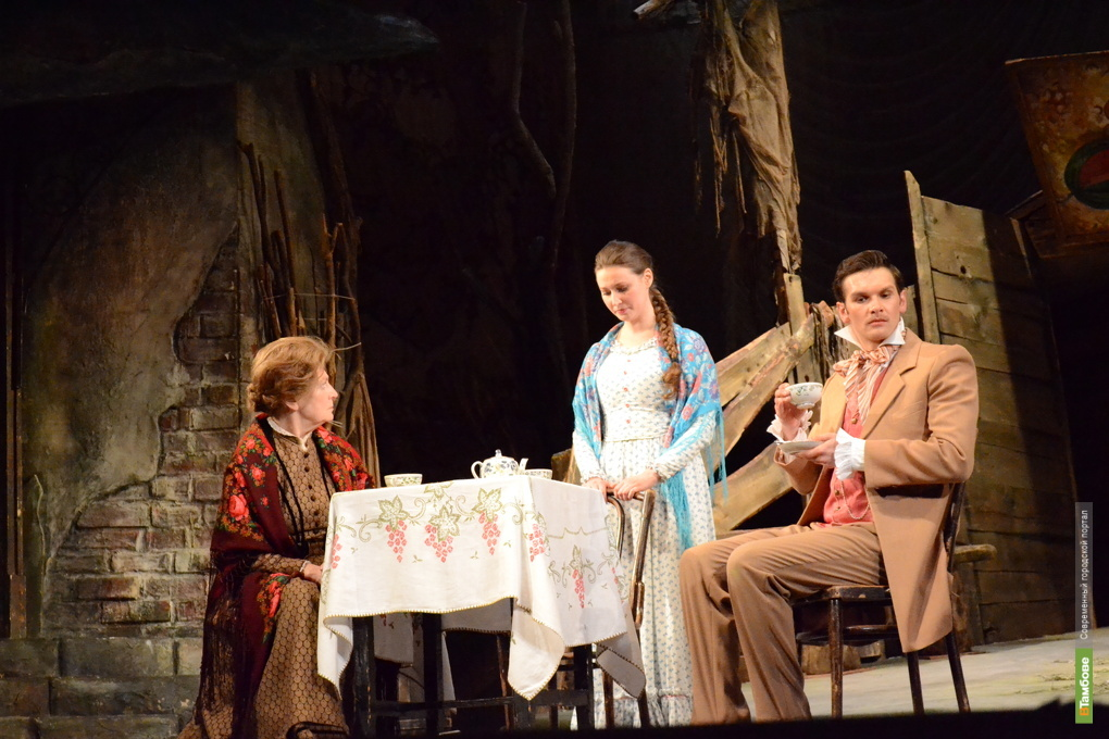 Тамбовские театралы замахнутся на Шекспира