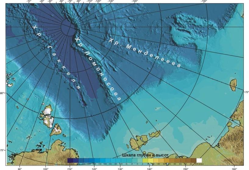 Сибирские ученые доказали, что часть Арктики принадлежит России