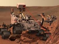 Марсоход Curiosity открыл стрельбу из лазерной пушки