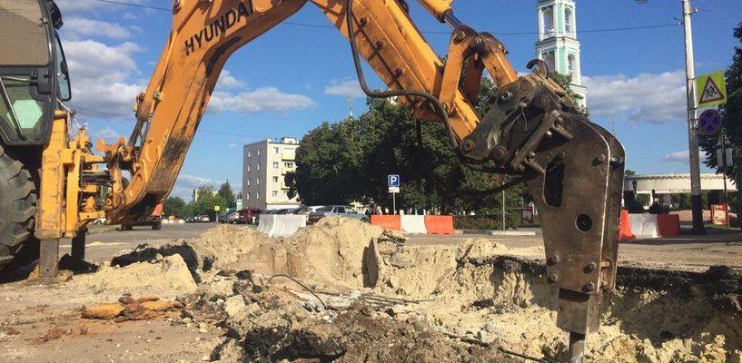 До 1 сентября ремонтные работы на Степана Разина должны завершиться