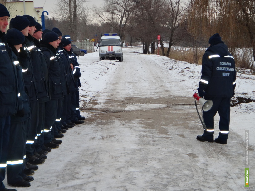 Пожарные-добровольцы возьмут под контроль пункты голосования