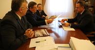 Олег Бетин обсудил с Виталием Мутко строительство спортобъектов на Тамбовщине
