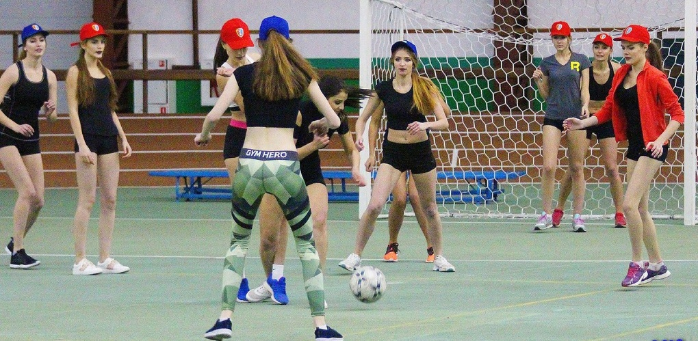 «Мисс спорт»: самую спортивную красавицу региона выбирали вместе с ФК «Тамбов»