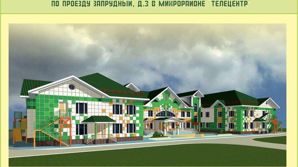 Строительство «Волшебной страны» на севере Тамбова завершается. Ищут воспитателей