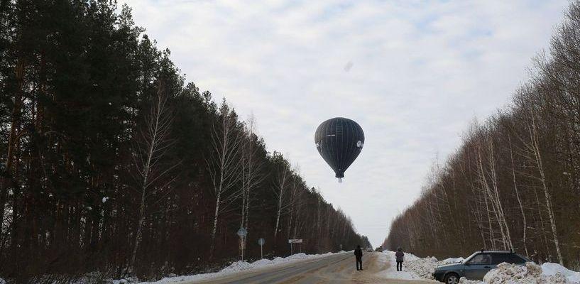 Тепловой аэростат Фёдора Конюхова, скорее всего, облетит Тамбов стороной