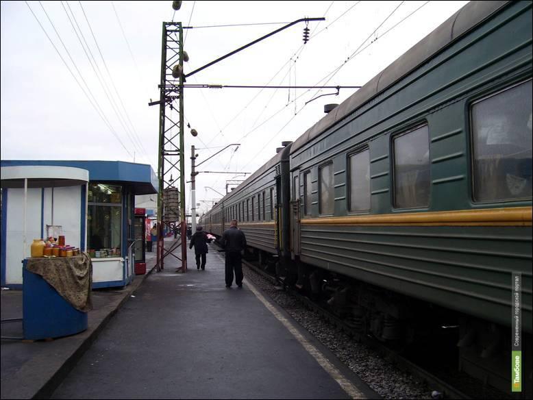 Тамбов с Москвой в Новый год свяжут дополнительные поезда