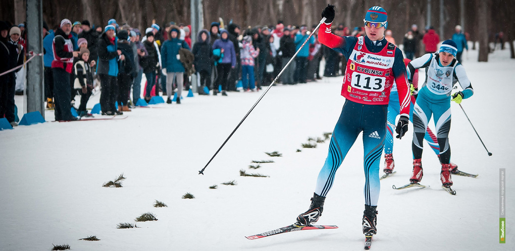 Молодым тамбовчанам предлагают прокатиться на лыжах и выиграть призы