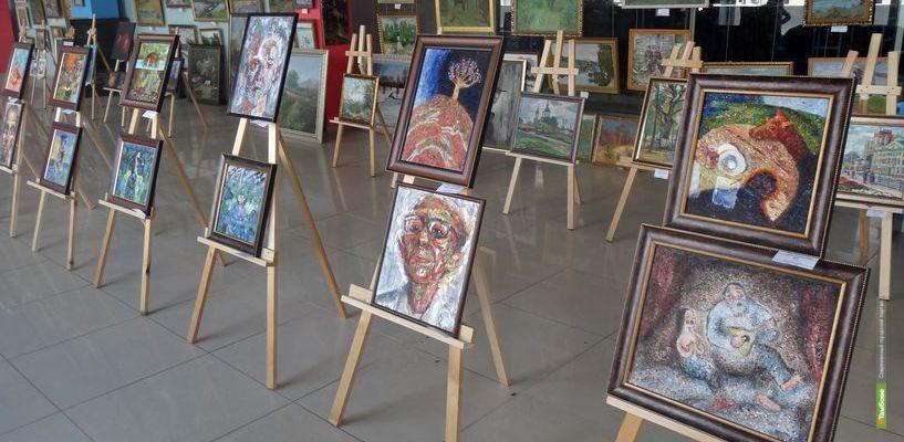 Молодые художники приглашают тамбовчан на выставку в новое арт-пространство