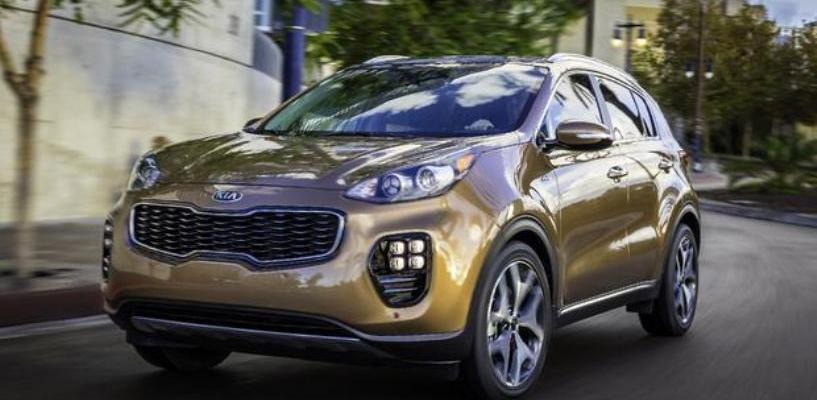 KIA Sportage получил награду портала Autotrader.com в США