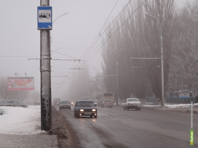 Минприроды признало воздух на Тамбовщине чистым