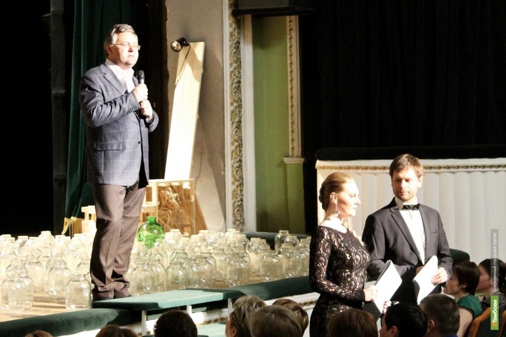 В Тамбове стартовал театральный фестиваль имени Рыбакова