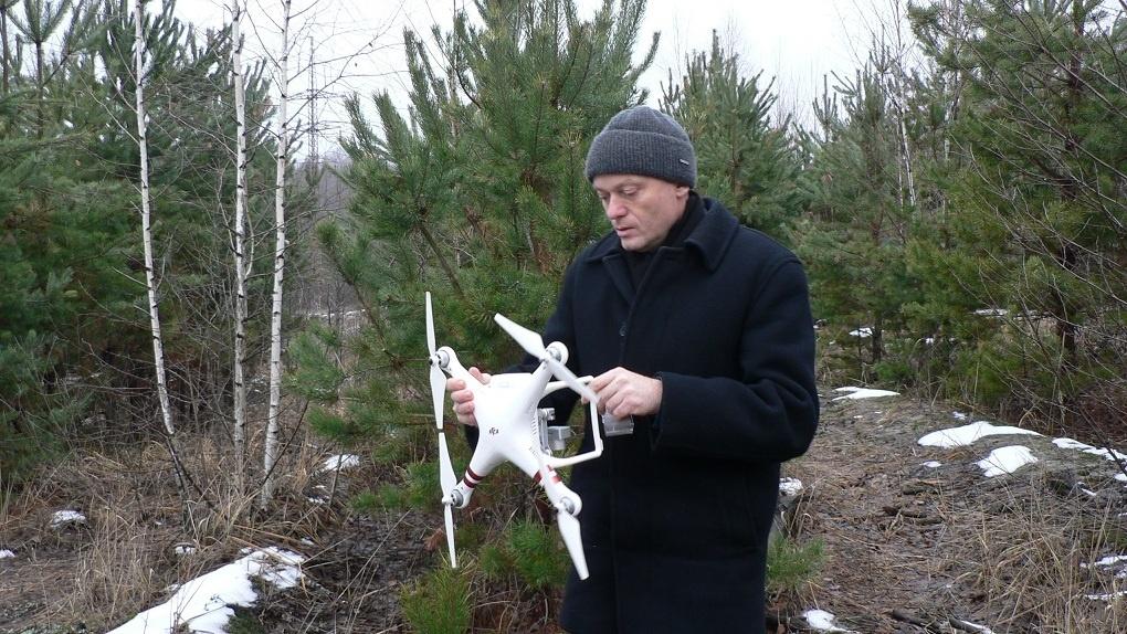 Каждому лесничеству – по квадрокоптеру! За нарушителями лесного законодательства будут следить с воздуха