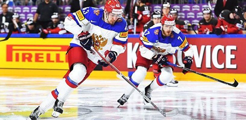Сборная России сыграет в матче за бронзу с Финляндией на ЧМ по хоккею