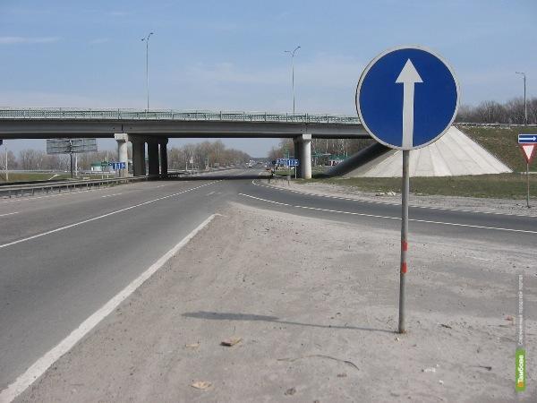 В Тамбове для «КАМАЗов» построят мост