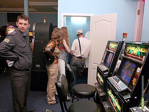 Полицейские Тамбова закрыли подпольные игровые клубы