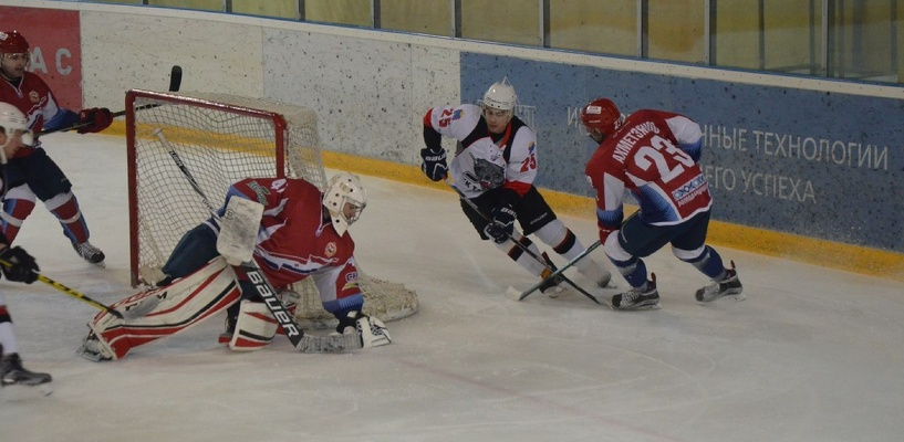 ХК «Тамбов» обыграл «Мордовию» на выезде