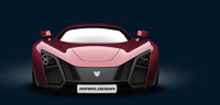 Суперкар Николая Фоменко Marussia прокрался в Need For Speed