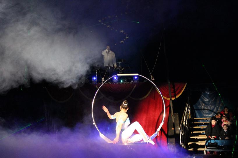 Цирк навсегда: Шапито «Империал» представляет новую программу