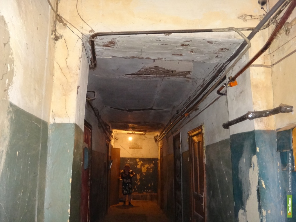 За фасадами «тамбовского Арбата» скрываются трущобы