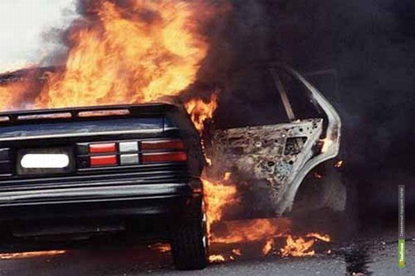 Два тамбовчанина сожгли мужчину в багажнике авто