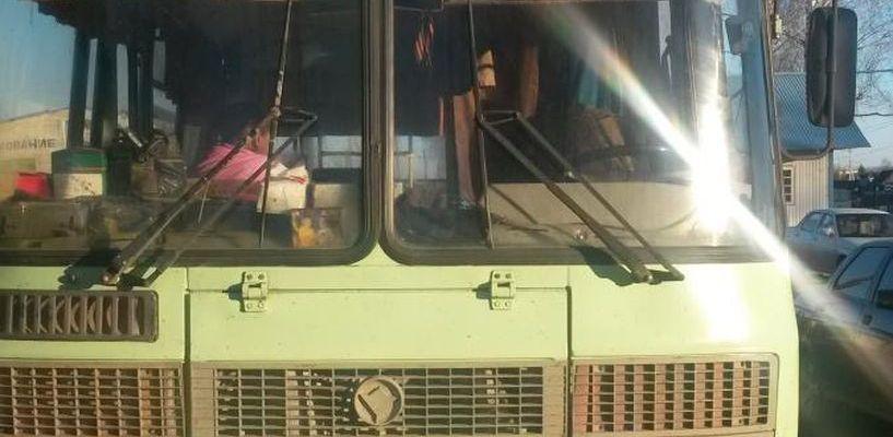 В Рассказово ребенок упал в автобусе