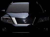 Новый Nissan Pathfinder станет гламурным кроссовером