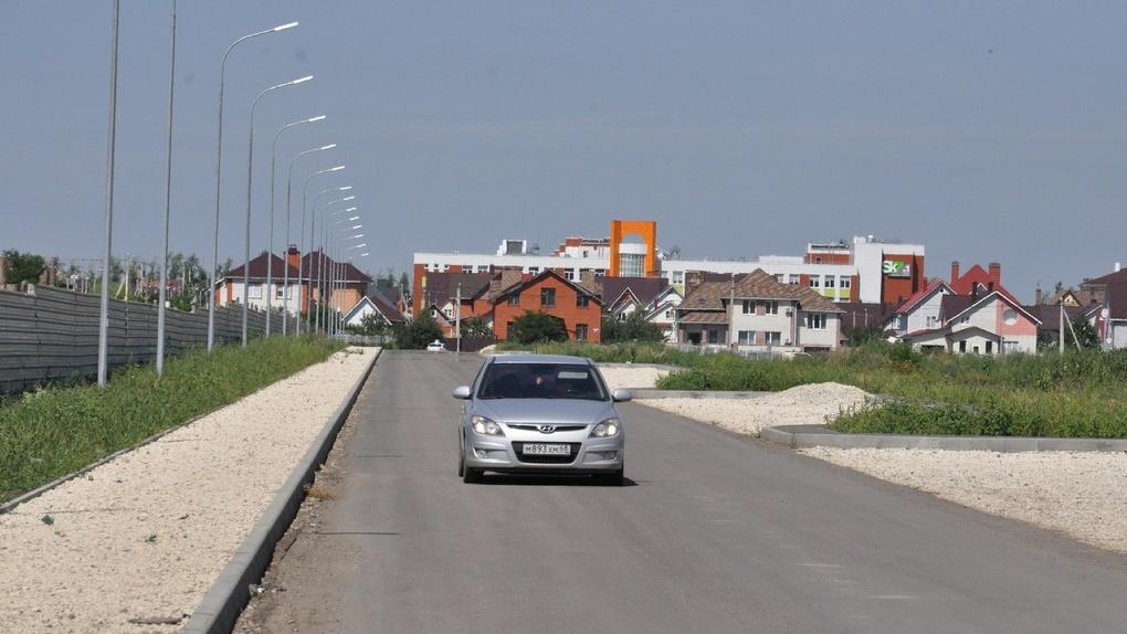 В Тамбове установили 133 новаторских светильника. С ними светлее