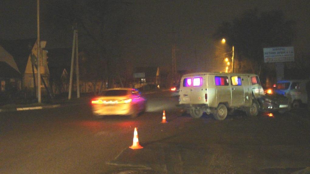 Очевидцы откликнитесь: автоинспекторы ищут свидетелей ДТП на улице Гагарина