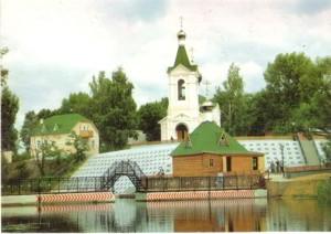 В Трегуляевском монастыре под Тамбовом поставят второй накопитель святой воды