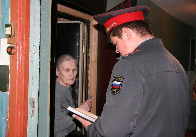 На Тамбовщине выбрали лучших стражей порядка