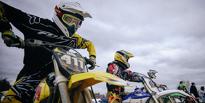 В Тамбове прошли соревнования по мотокроссу