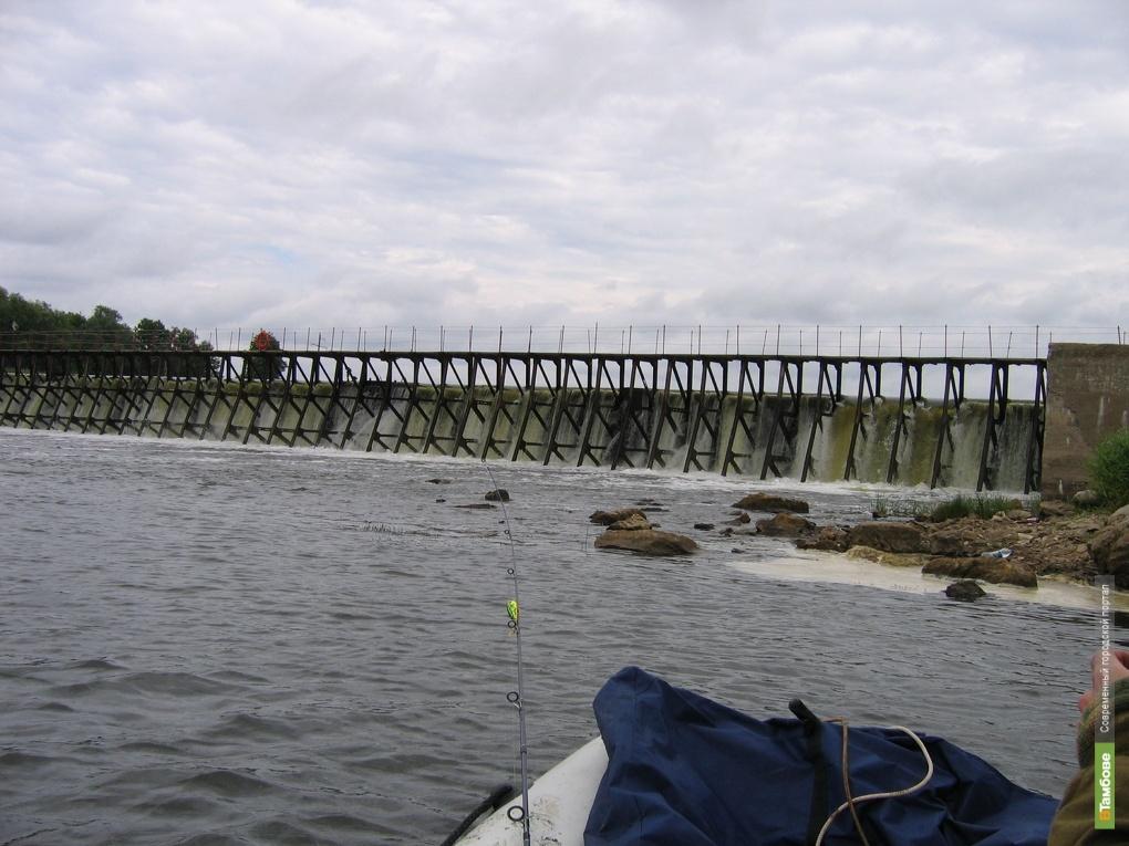 На Тамбовщине отремонтировали обрушившуюся плотину