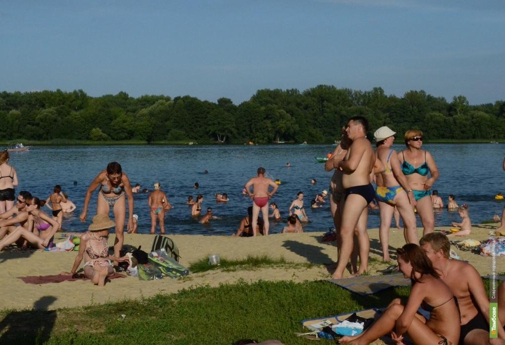 Тамбовские пляжи начали готовить к открытию купального сезона