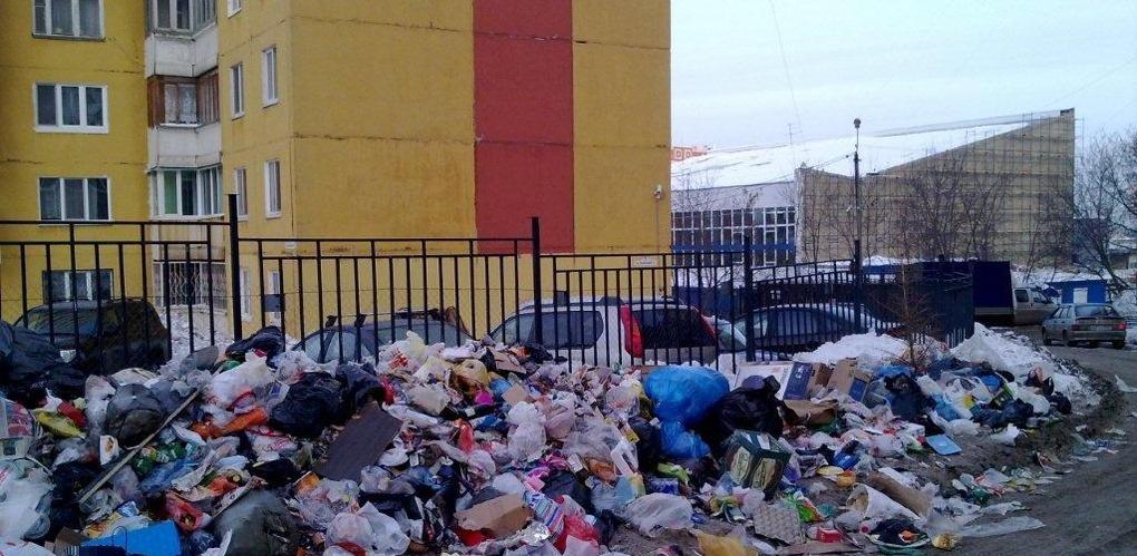 Из всего тамбовского мусора 70% идёт на переработку