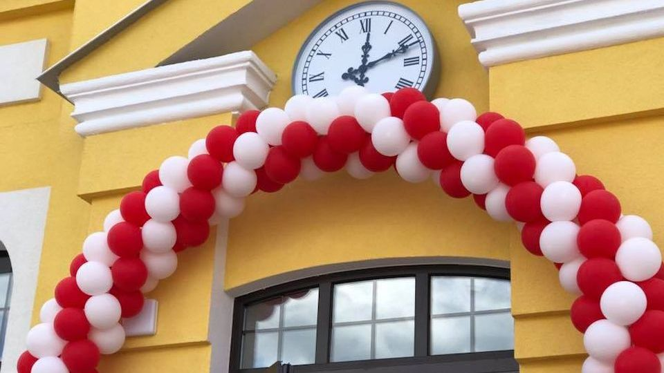 Здание кирсановского железнодорожного вокзала, являющегося памятником архитектуры, отреставрировали