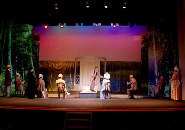 В Тамбовском драмтеатре покажут спектакли для студентов