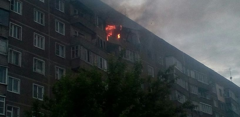 При взрыве газа в Моршанске пострадали пять квартир