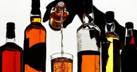 В Мичуринске мужчина продавал виски известной марки сомнительного качества