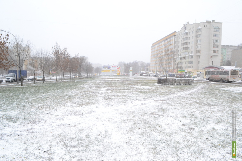В Тамбовской области объявлено штормовое предупреждение