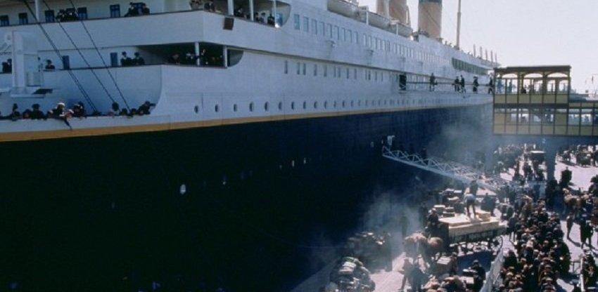 Свой «Титаник»: в России планируют снять фильм о русском затонувшем судне