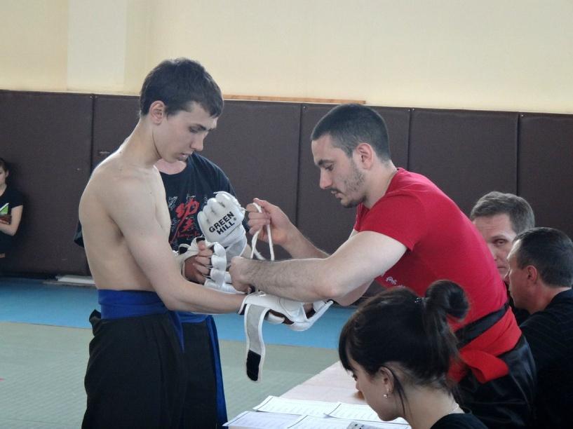 В Тамбовской области выбрали лучших тренеров 2013 года