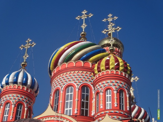 Александр Смолеев: На крыше Вознесенского храма