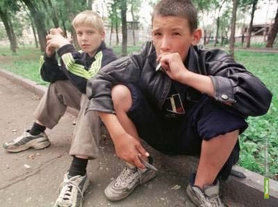 На Тамбовщине снизилась детская преступность
