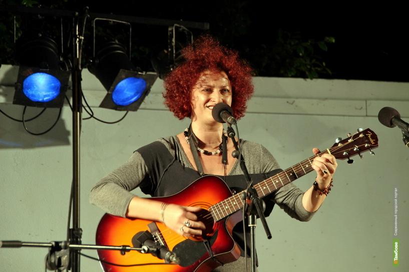 В Тамбов с концертом приедет вокалистка из Израиля
