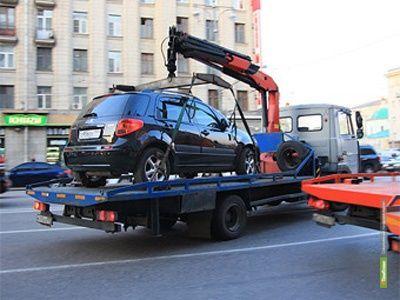 Тамбовские парламентарии утвердили тарифы за пользование штрафстоянкой